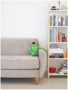 Kermit the Frog, organizing your story